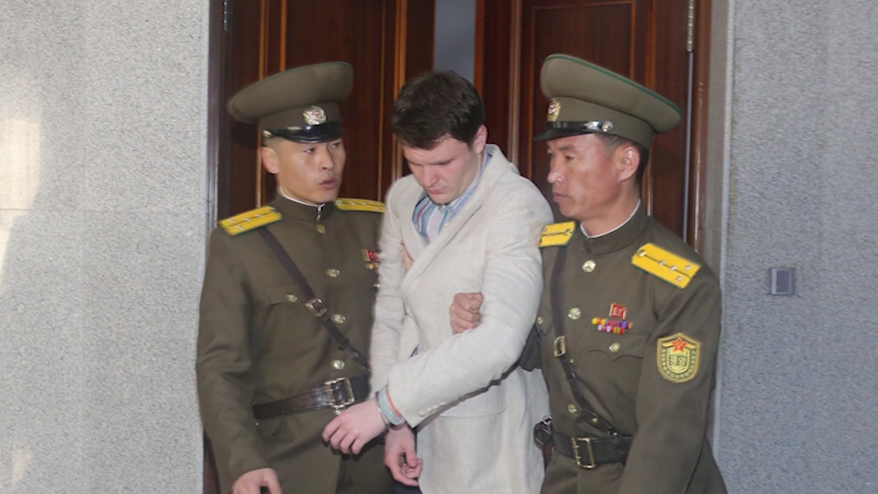 Otto Warmbier has died according to his family (WKRC)