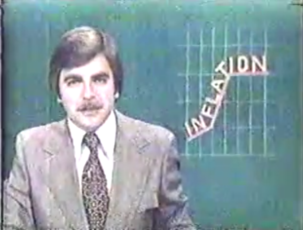 Bob Johnson's lead story for this newscast was about a large jump in inflation, & how that impacted consumers in Chattanooga.