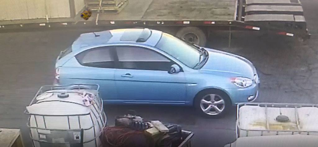 Police in Utah County are looking for help to catch a catalytic converter thief. (Photo: Orem Police)<p></p>