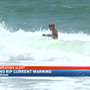 Severe weather brings dangerous surf conditions to Fort Morgan