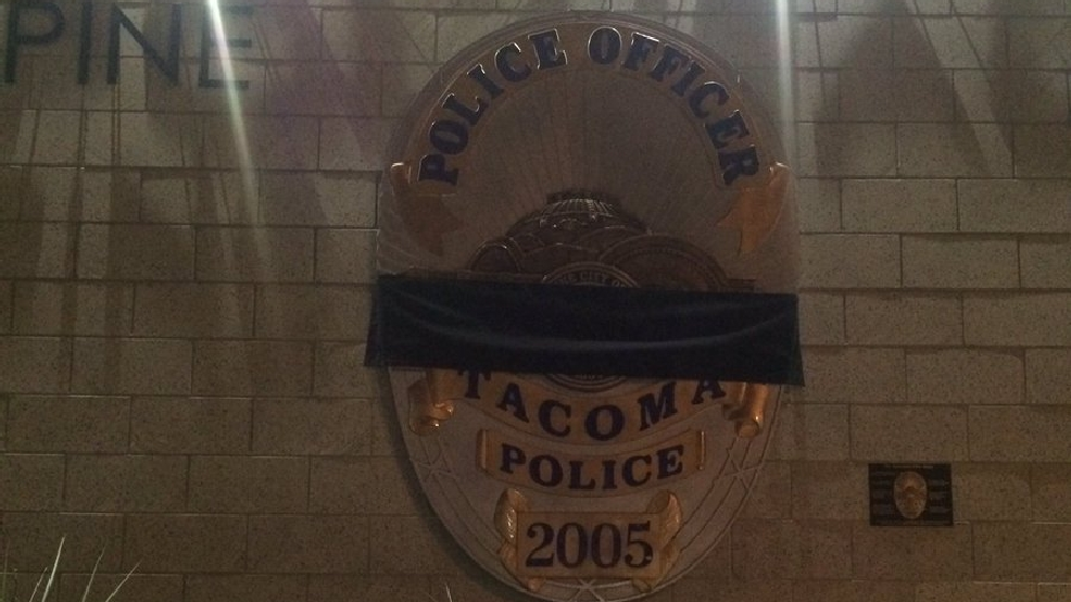 Tacoma cop killed on duty during domestic violence confrontation