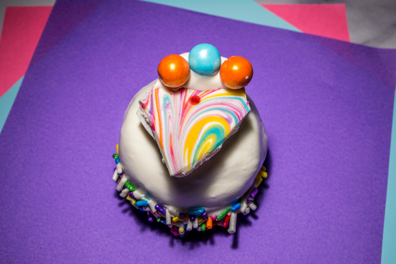 Birthday Cake Truffle Cake / Image: Catherine Viox{ }// Published: 12.2.19