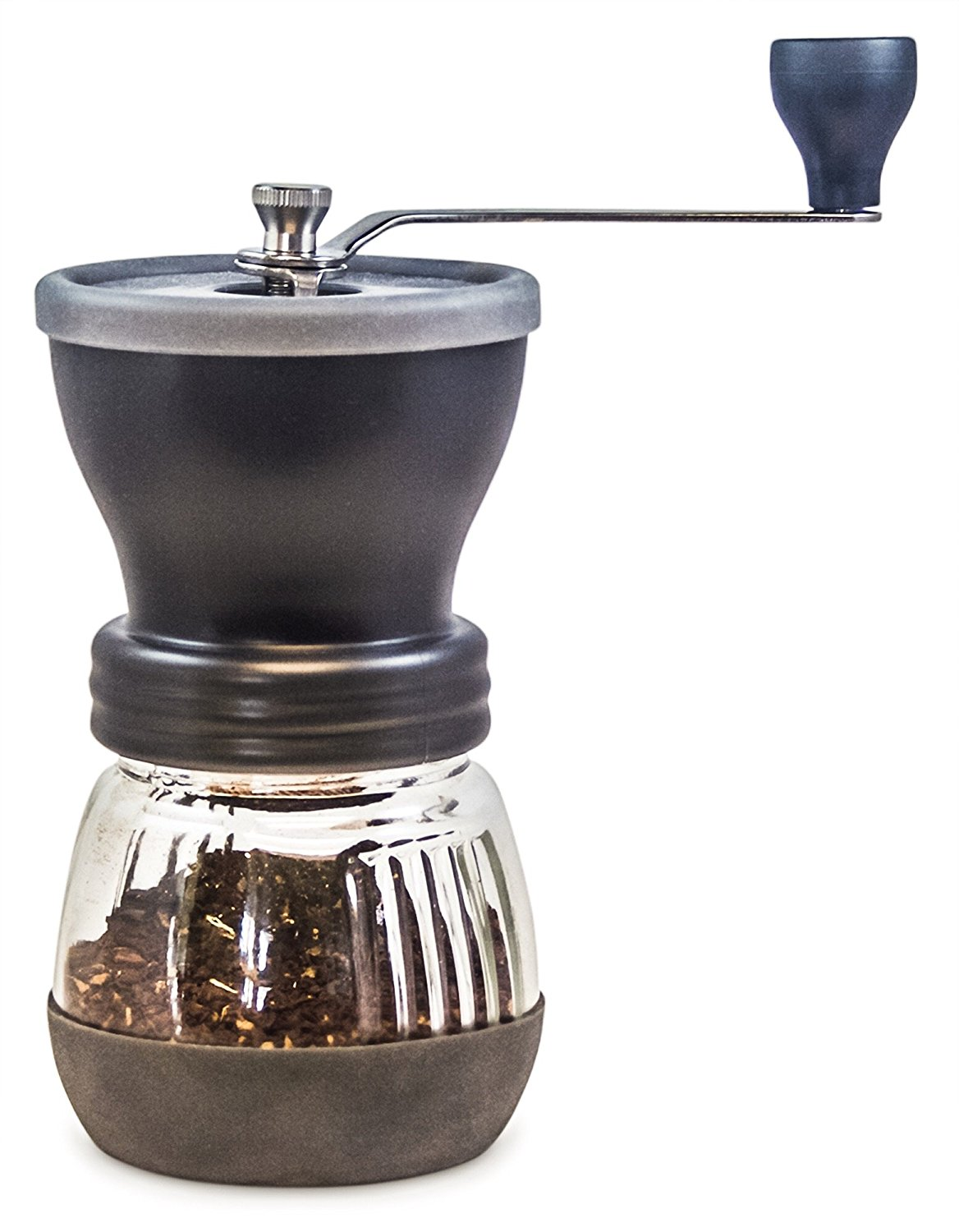 For the coffee lover who likes their beans ground in just the right way, nothing beats the Khaw-Fee Manual Coffee Grinder from Amazon. They can precision grind their beans anywhere, at home, on the trail or even at work. (Image: Amazon.com)<p></p>
