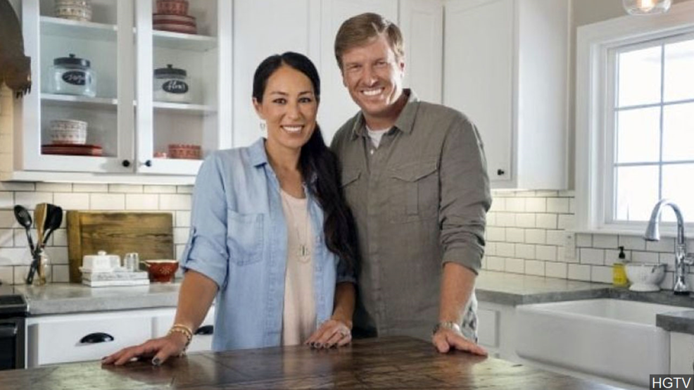 Fixer Upper Couple Chip And Joanna Gaines Star In New
