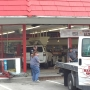 Car crashes into SE Boise Jacksons store, one minor injury reported