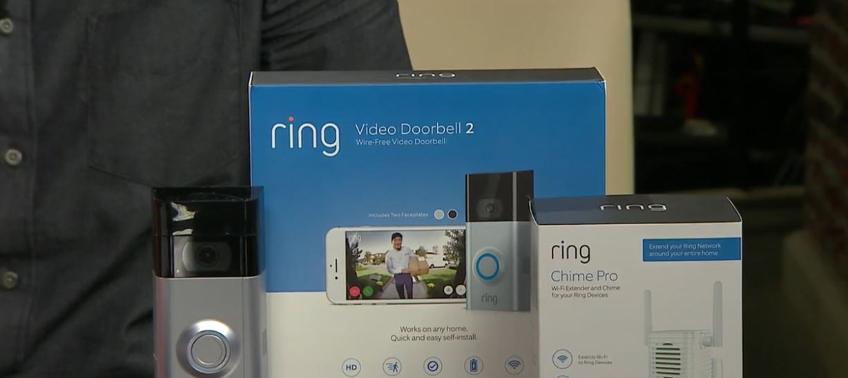 Tech Report: Ring. (Photo: KUTV)