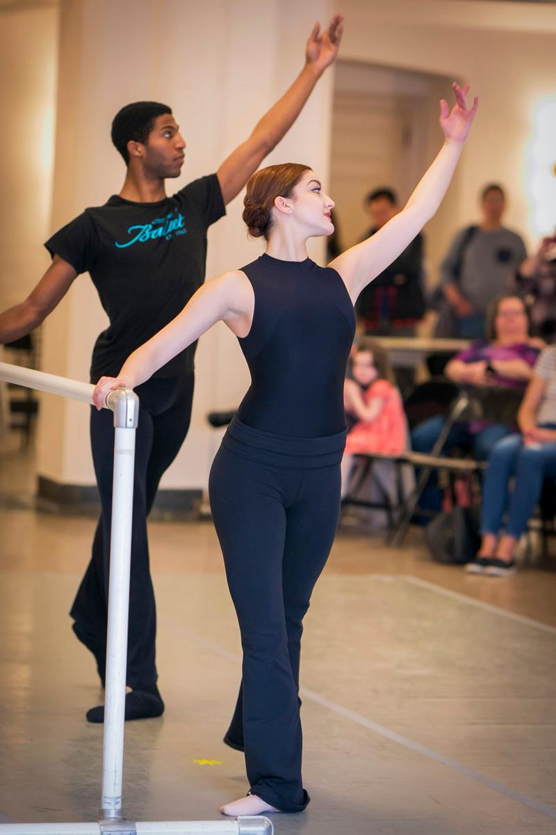 Macy's Arts Sampler, presented by ArtsWave, was held February 18-19, 2017. On Sunday, the Masonic Center hosted a variety of theater, music, dance, crafts, and other snippets of the arts. / Image: Mike Bresnen Photography // Published: 2.20.17