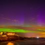 Northern Lights spotted over Maine, New Hampshire