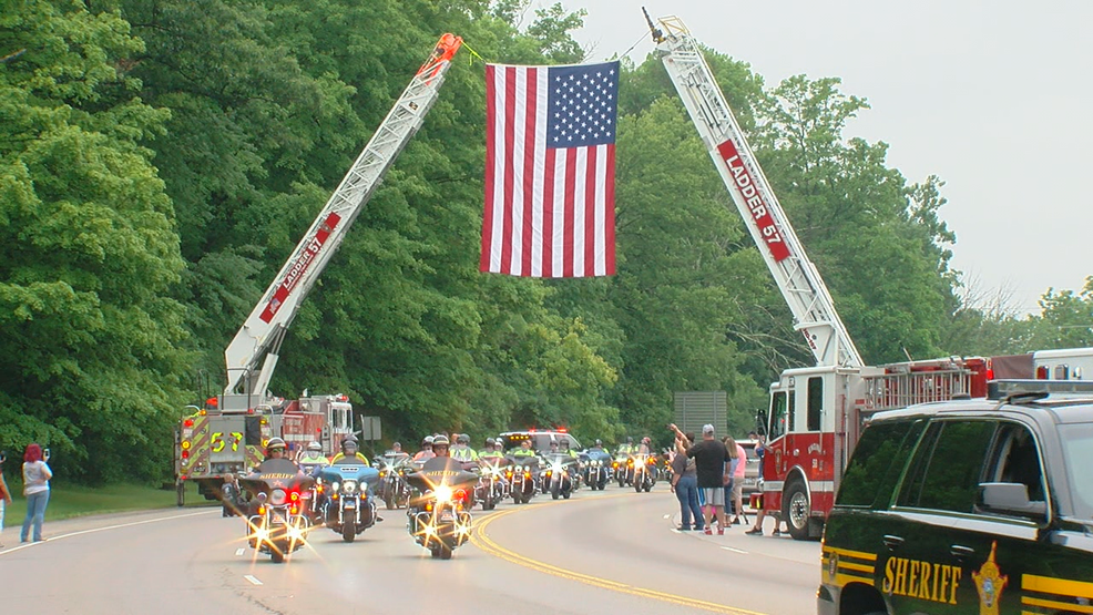 Brian Dulle Memorial Ride honors officer and raises money for charities