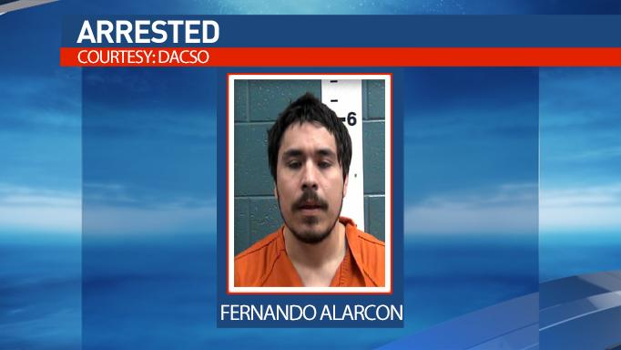 Fernando Alarcon was arrested in connection with the murder of 62-year-old Graciela Acosta.