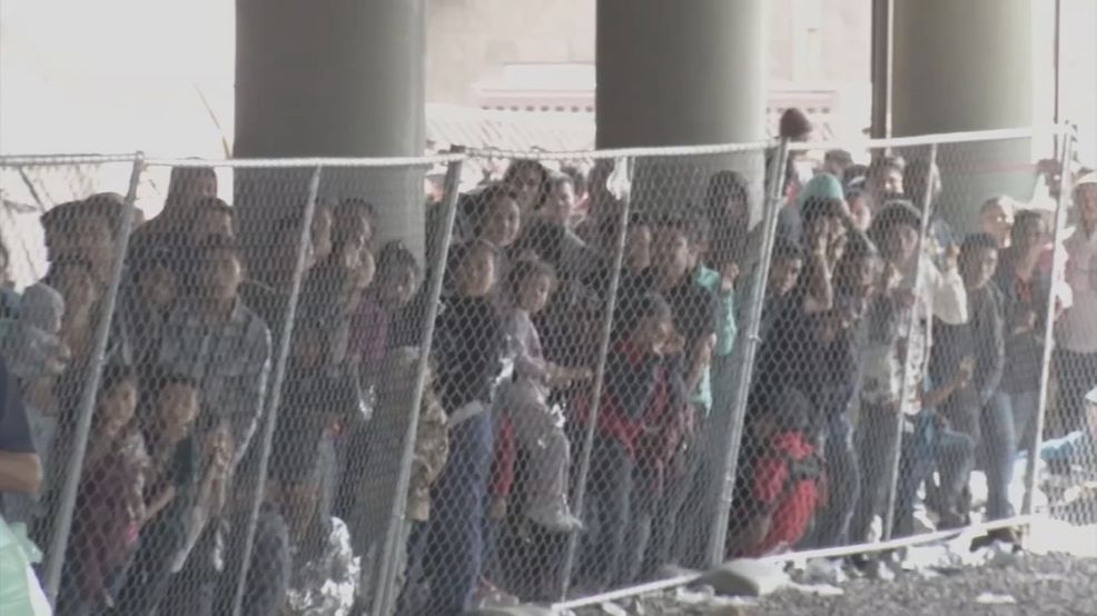 Report: Dallas church to take about 60 migrants to help alleviate overcrowding in El Paso