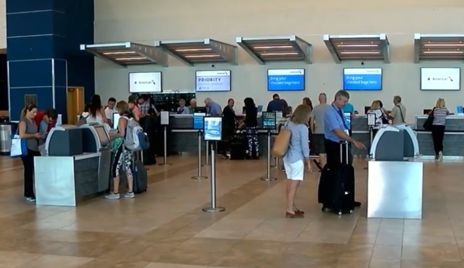 Some Flights To Resume Sunday At Myrtle Beach Airport As Florence