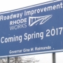 Critics want 'self-serving' RhodeWorks signs taken down