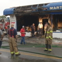 Pawtucket mini-mart destroyed by fire