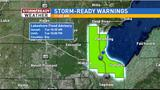 Lakeshore flood advisory issued for Bay County
