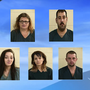 8 month investigation into drug trafficking operation ends with 6 arrests