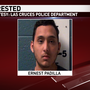 Las Cruces high school student pictured with gun, arrested for having weapons on campus