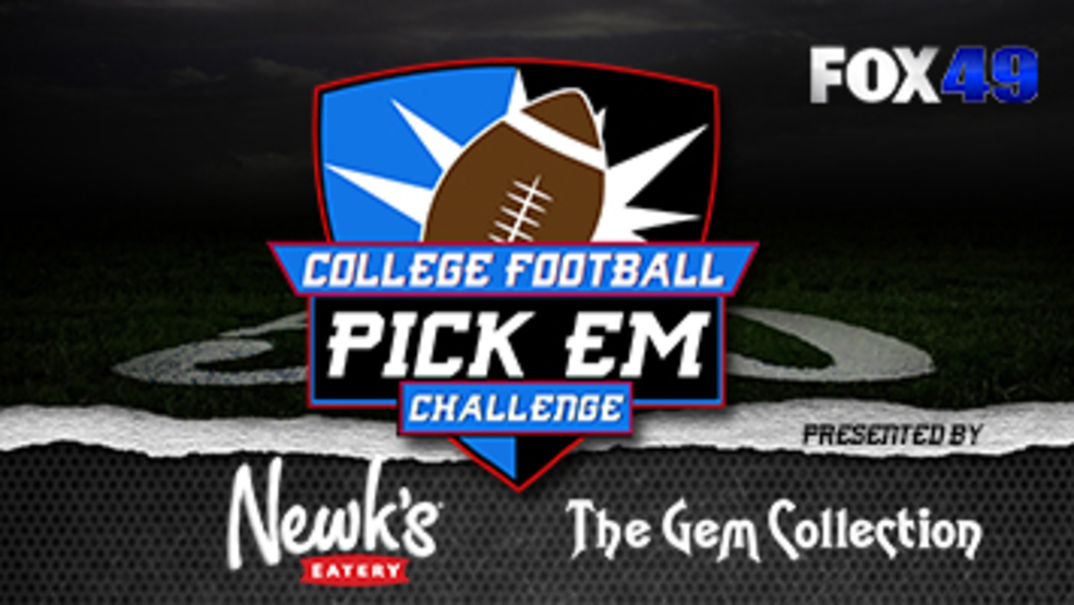 FOX49 College Football Challenge