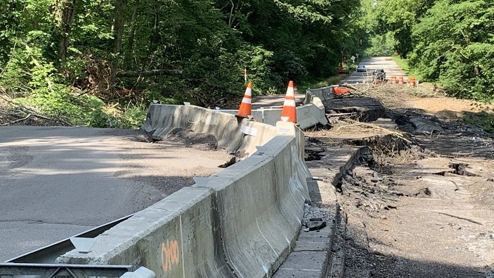 TDOT: Work to begin soon repairing damaged stretch of Highway 41 in