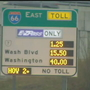 Va. lawmakers call for cap on I-66 tolls, hours