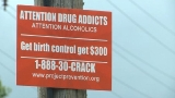 Organization working to lower rate of drug-addicted babies in Huntington
