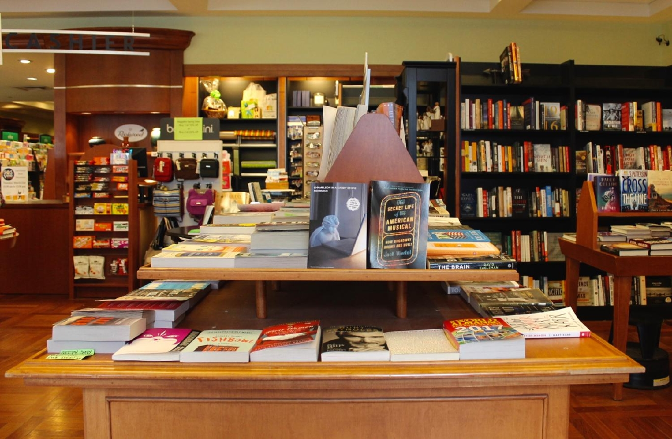 One Of The Nicest Independent Bookstores Is Right On