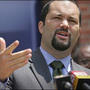 Ben Jealous arrested during a rally in Washington