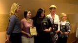 Three teachers honored with Teacher of the Year, student wins scholarship