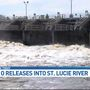 "Lake O releasing into St. Lucie River: ""We're just so sick of it"""