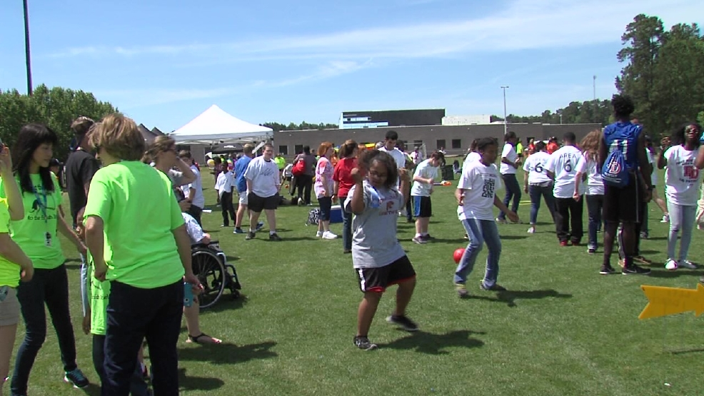 Charleston Auto Sales >> Special Olympics Spring Games held Tuesday at Fort ...