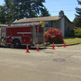 Woman injured in Renton house fire