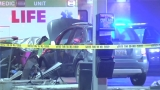 Man dies after fire caused by car that backed into gas pump in Kalamazoo