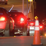 Travelers experience traffic delays on Thanksgiving eve