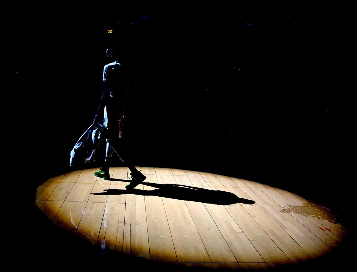 Oregon Seniors Shine One Last Time At Matthew Knight Arena