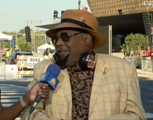 George Clinton (Photo: ABC7)
