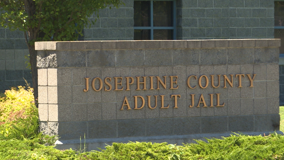 inmate jail county Josephine adult