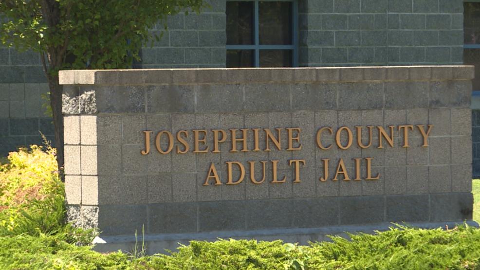 jail Josephine grants pass county adult
