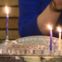 Menorah parade held at courthouse