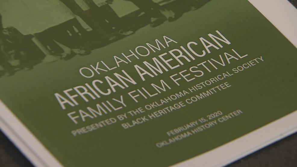 Oklahoma Historical Society's Black Heritage Committee holds film festival
