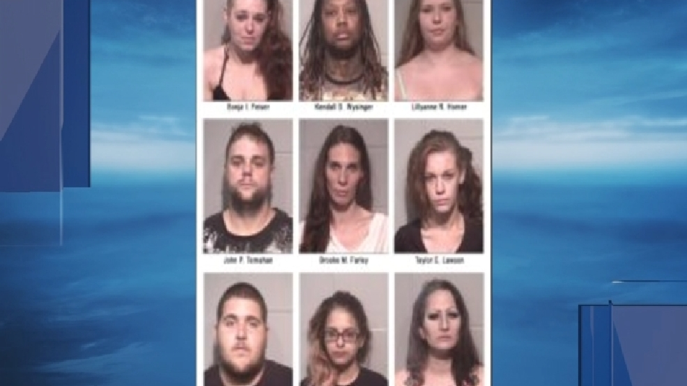 9 arrested during undercover prostitution sting in Baytown